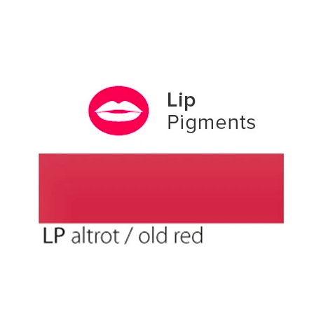Pigmento Purebeau Old Red / Altrot 3ml