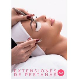 Poster A3 Eyelash Extensions