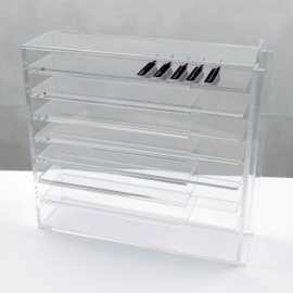 Eyelash Extension Organizer Box 7 Trays