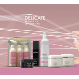 DELICATE program, sensitive and cupertic skin